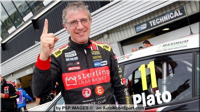 Brands Hatch BTCC Race 3 classification - Jason Plato takes win
