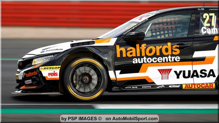 Brands Hatch BTCC race 1 classification-Cammish takes victory