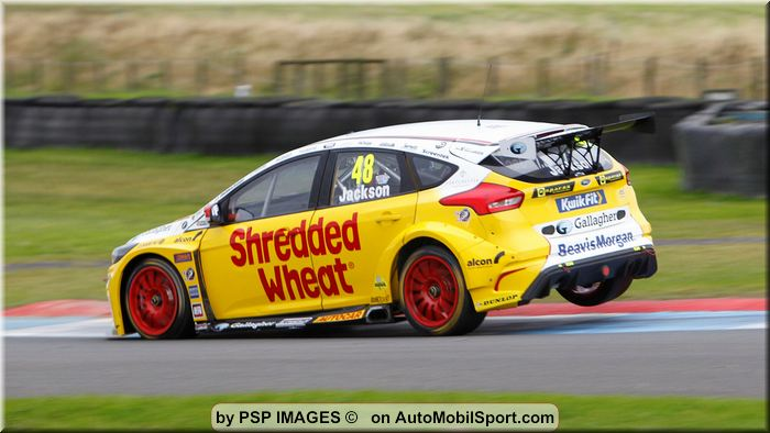Team Shredded Wheat Racing with Gallagher looks to sign off in style at Brands Hatch