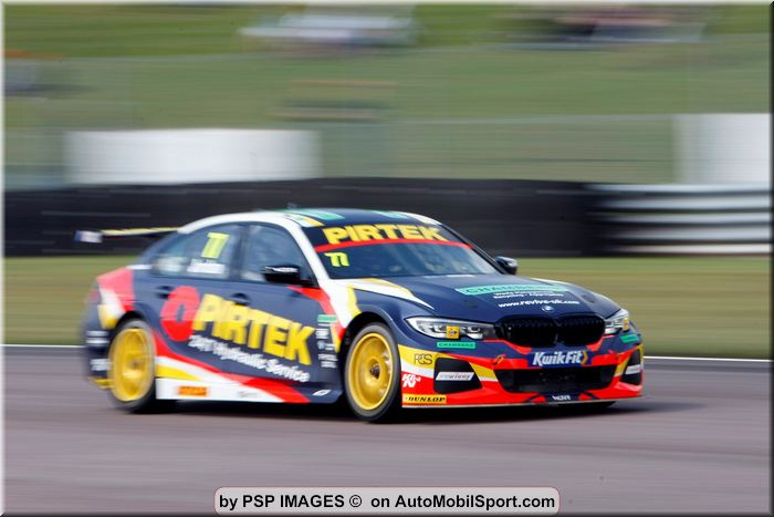Pirtek Racing and Andrew Jordan target big score at Knockhill