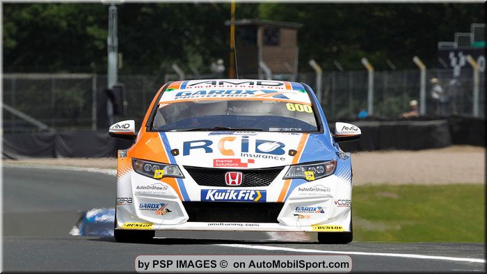 Thruxton 2 - BTCC race 1 classification