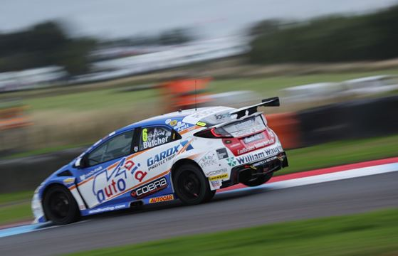 Rory Butcher takes Knockhill BTCC pole position  - results