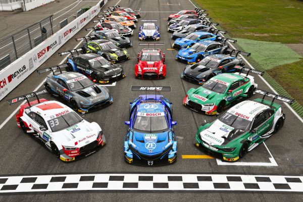 Mighty 22-car grid prepares for landmark DTM x SUPER GT 'Dream Race' - Entry list