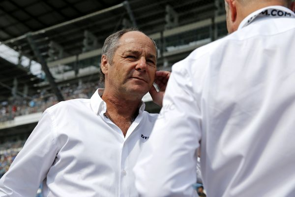 "Gerhard Berger: ""We're thinking several steps ahead"""