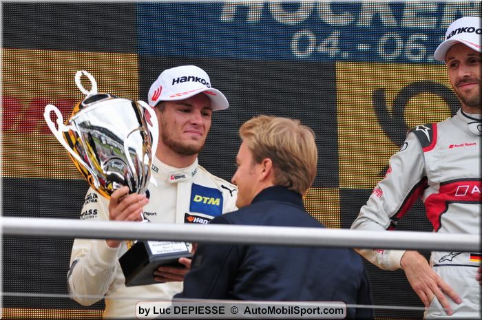 Podium for BMW and Marco Wittmann to start DTM finale weekend in Hockenheim