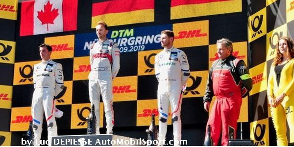 Rast on a run: DTM Title within reach