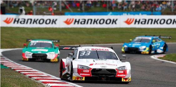 Tougher than the Rast? Rivals prepare for battle as DTM title fight hots up at Nürburgring