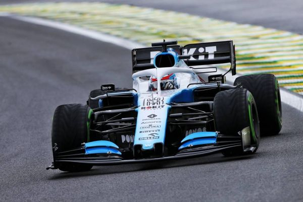 ROKiT Williams F1 Brazilian Grand-Prix Practices