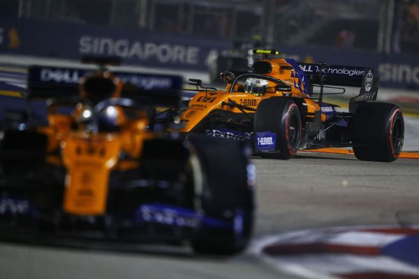 McLaren F1 Japanese Grand-Prix preview