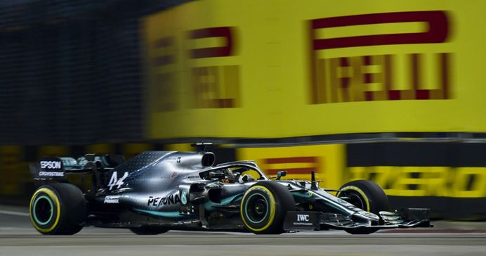 Pirelli F1 Singapore Grand-Prix - what we learned from FP1 and FP2