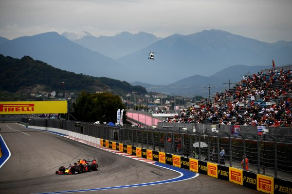 Aston Martin Red Bull Racing F1 Russian Grand-Prix qualifying quotes