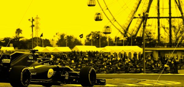 Renault F1 Japanese Grand-Prix preview and stats