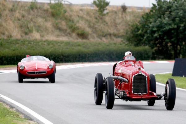 Alfa Racing F1 Italian Grand-Prix - Taking our heritage to