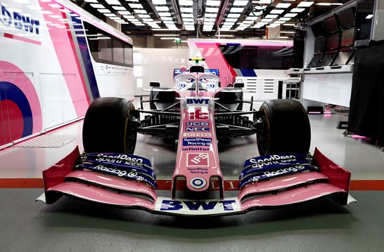 SportPesa Racing Point F1 Team selects software from IFS to advance team operations