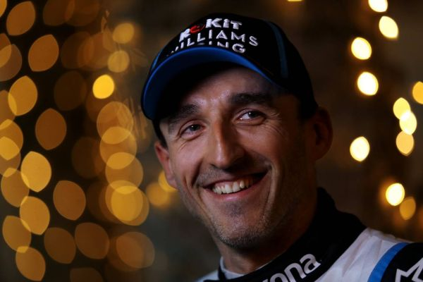 Robert Kubica to Leave ROKiT Williams Racing at End of 2019 Season