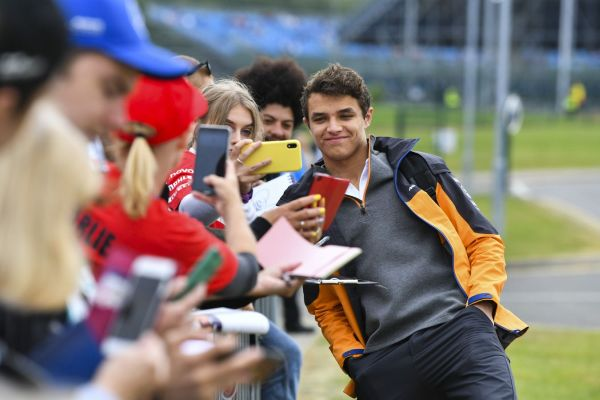 Lando Norris quotes ahead of Japanese Grand-Prix