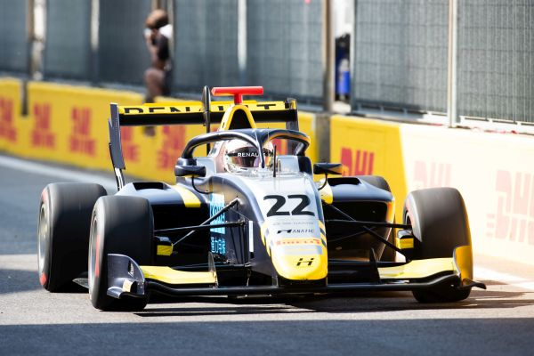 Lundgaard, Fewtrell and Yifei set for F3 season finale in Sochi