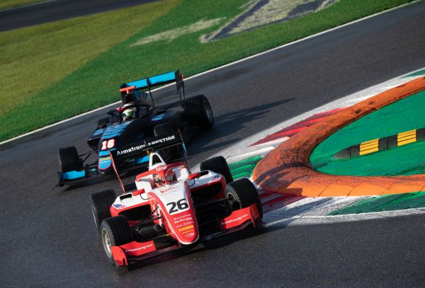 Armstrong looks for strong finish in FIA Formula 3 Championship