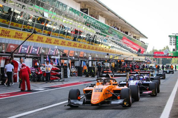 Campos Racing - FIA F3 Sochi races preview