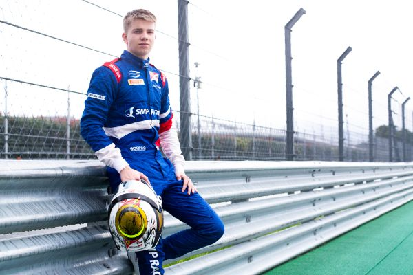 Robert Shwartzman Thoughts of the FIA F3 Champion