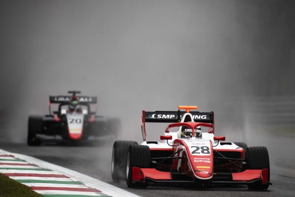 Shwartzman back to his scintillating best in Monza F3 Race 1