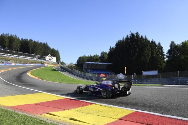 Pedro Piquet seals maiden F3 win at Spa-Francorchamps