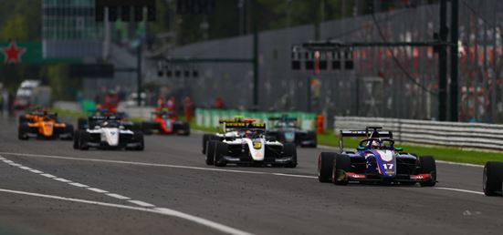 Trident FIA F3 Monza Race 1 review and quotes