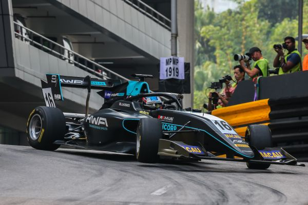 HWA RACELAB marks FIA F3 World Cup debut in Macau with top 20 finishes and claims a record