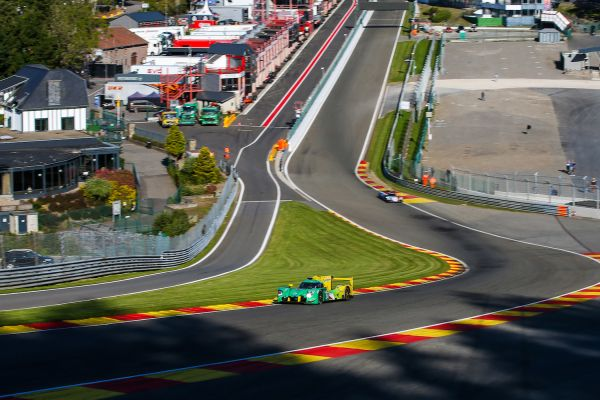 Inter Europol Competition 4 Hours of Spa notes and quotes