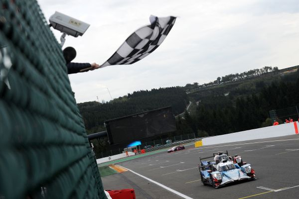 New ELMS podium for Cool Racing in Spa-Francorchamps