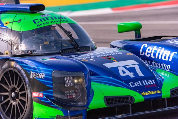 Cetilar Racing makes FIA WEC debut at Silverstone
