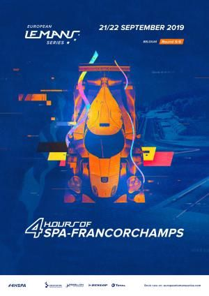 4 Hours of Spa-Francorchamps Free Practice 1 classification - United Autosports best