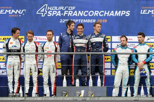 United Autosports' Perfect Weekend and Luzich Racing Claim 2019 LMGTE Crown