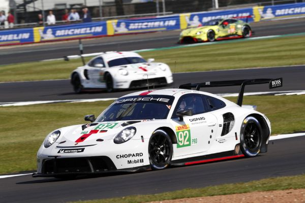World champion Porsche aims to defend series lead in Japan