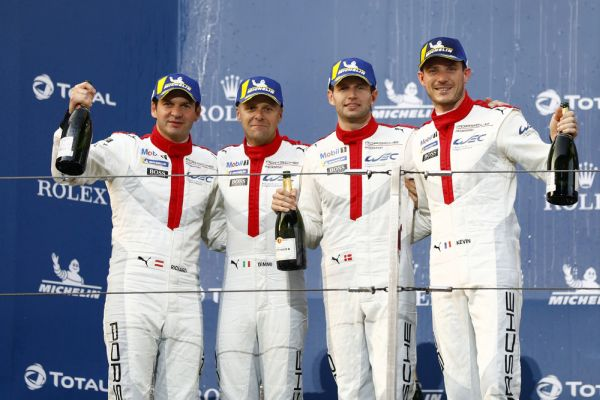 Porsche extends world championship lead with double podium result at Shanghai