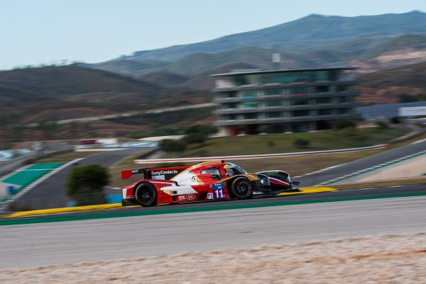 Racing Experience charges to strong points finish in Portimao season finale