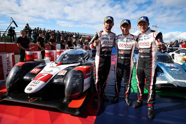 Comment from president Akio Toyoda concerning the outcome of the WEC 4 Hours of Silverstone