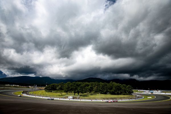 6 Hours of Fuji Free Practice 1 race result by class in wet Japan