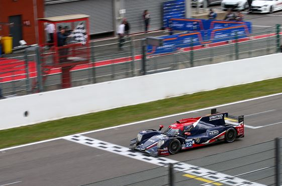 United Autosports win 4 Hours of Spa once again
