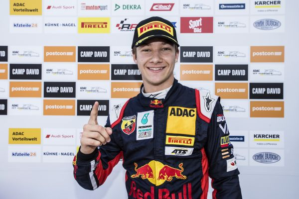 Hockenheim ADAC Formula 4 race 3 amended classification - Hauger did it again