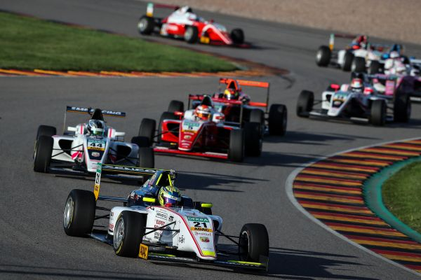 Sachsenring ADAC Formula 4 race 2 amended race result - Pourchaire's victory
