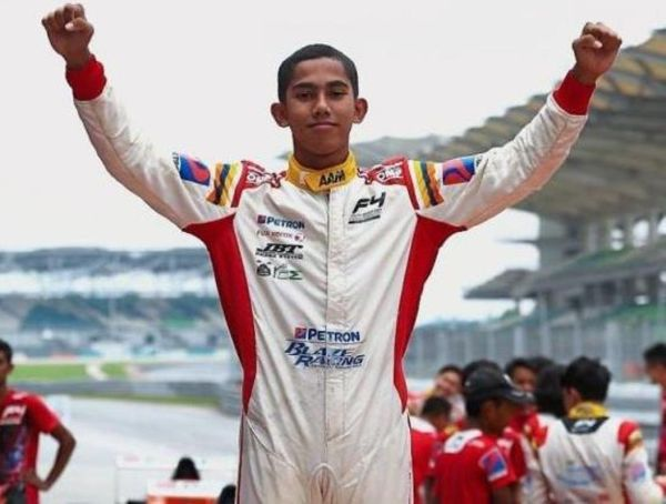New Talent Heats Up the Action Back in Formula 4 SEA at Sepang