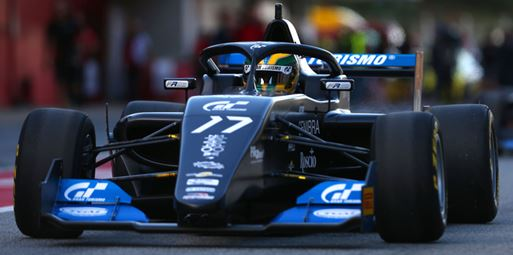 DR Formula by RP Motorsport Igor Omura Fraga tops day 2 test at Monza