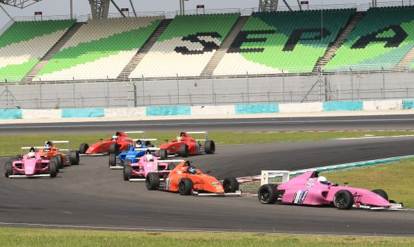 Grand Finale for F4 SEA season with two rounds at Sepang Circuit