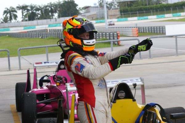 Four Formula 4 SEA Sepang races news and full results