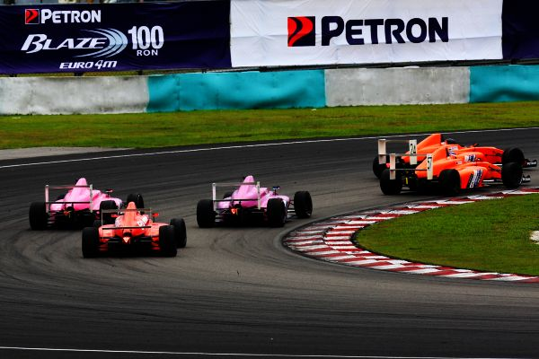 All systems go for Formula 4 SEA at Sepang, drivers wary of unpredictable Malaysian weather