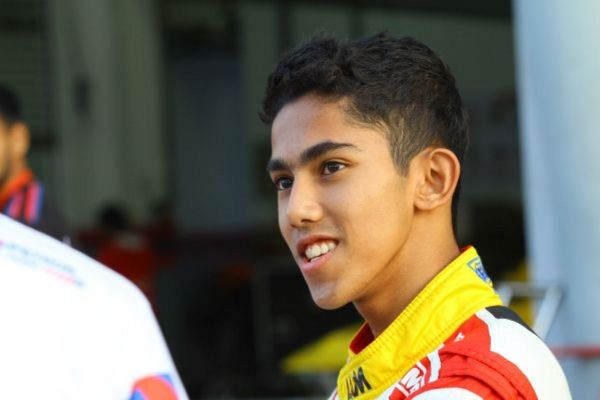 Local boy Muizz remains optimistic for F4 SEA grand Finale
