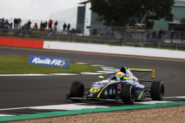 Zane Maloney confident ahead of British f4 decider