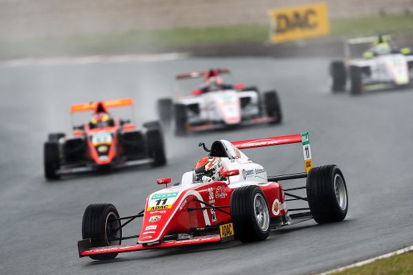 Zandvoort ADAC Formula 4 race 1 classification