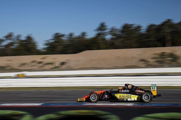 Hockenheim ADAC Formula 4 race 2 classification - Hauger takes win